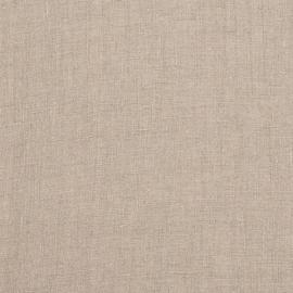Linen Fabric Plain Off white 1072