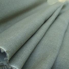 Muestra de Tela de Lino Natural Upholstery Prelavado