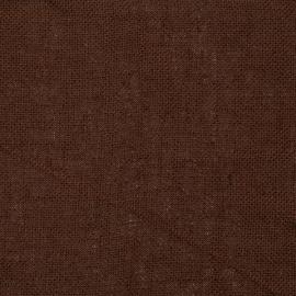 Tela de Lino Brown Rustico