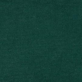 Tela de Lino Dark Green Rustico