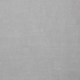 Fabric Gray Linen Lucia