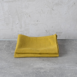 Paños de Cocina de Lino Citrine Lara