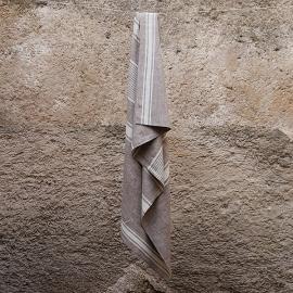 Toalla de Baño de Lino Beige Provance