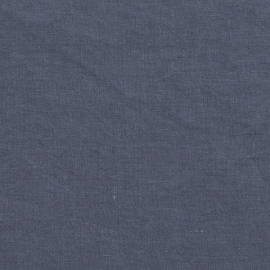 Blueberry Bed Linen Fabric Sample