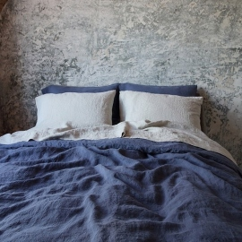 Blueberry Bed Linen Fabric