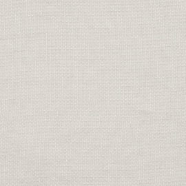 Silver Linen Waffle Fabric Washed