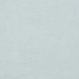 Ice Blue Linen Waffle Fabric Washed