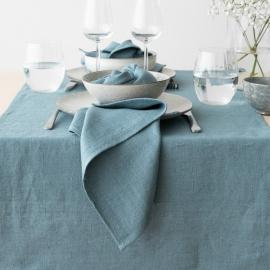 Servilleta de Lino Stone Blue Lara