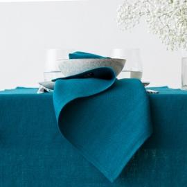 Servilleta de Lino Marine Blue Lara