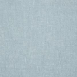 Fabric Blue Linen Lucia