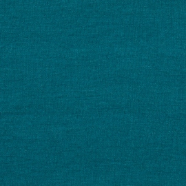 Blue Bed Linen Fabric Sample