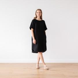 Vestido de Lino Aqua Luisa