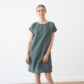 Vestido de Lino White Alice