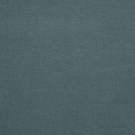 Muestra de Tela de Lino Balsam Green Upholstery