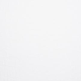 Muestra de Tela de Lino White Upholstery