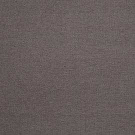 Muestra de Tela de Lino Steel Grey Upholstery