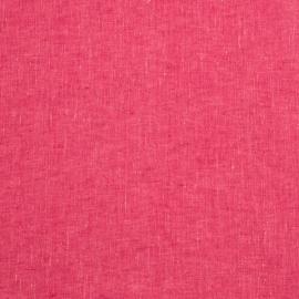 Muestra de Tela de Lino Red Upholstery